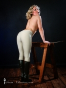 Woman in Jodhpurs
